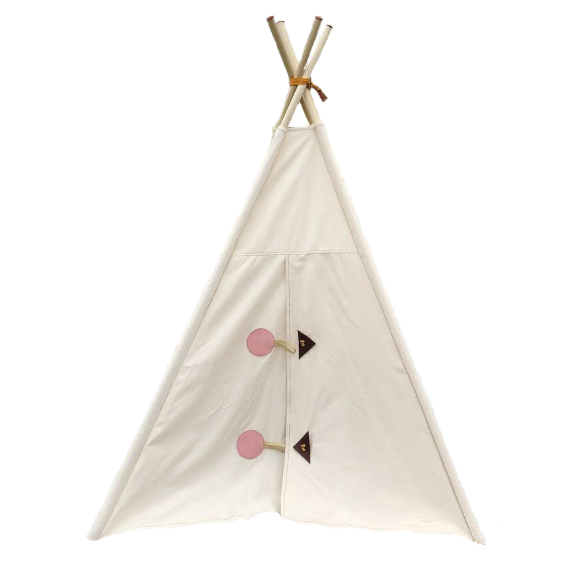 Manimal Teepee with Geometric Closures