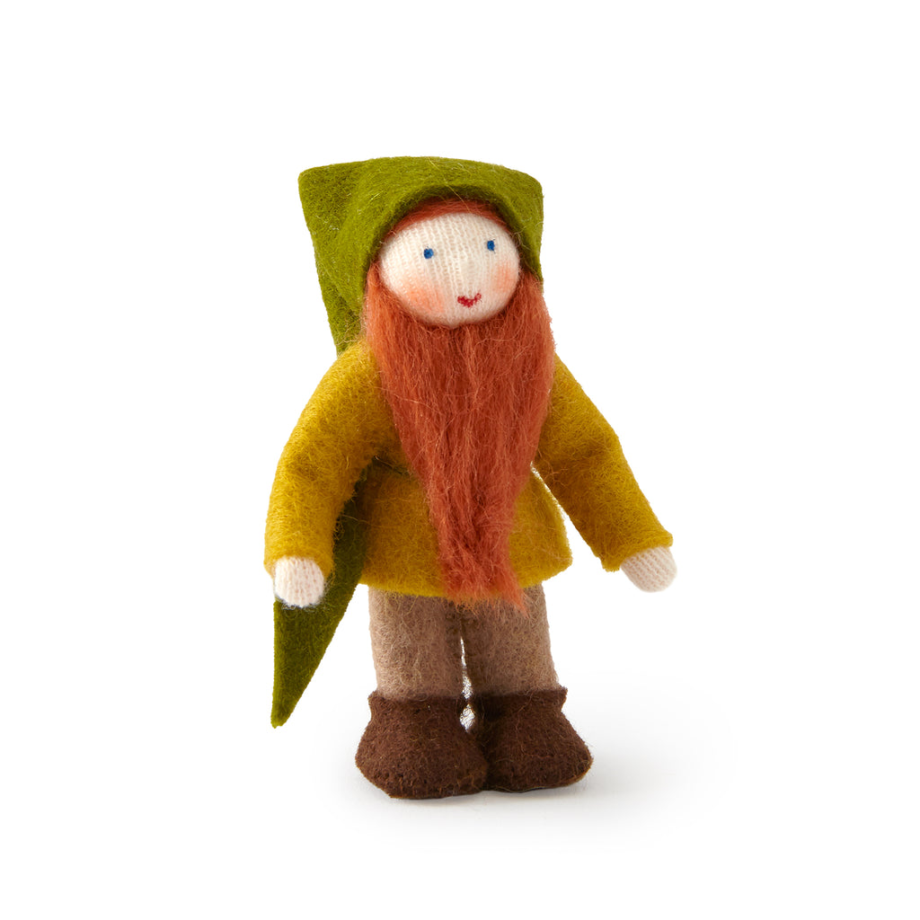 Ginger Forest Gnome
