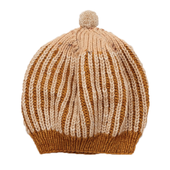 Misha and Puff Spun Gold Gloucester Tam Hat