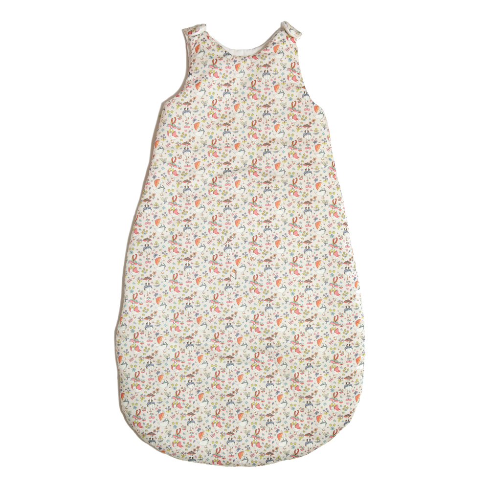 Smidge Handmade Liberty Sleepsack · Goosey Gladrags