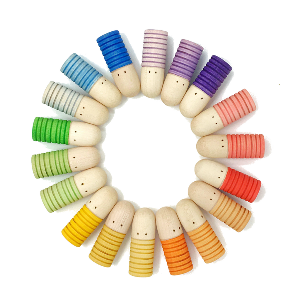 Grapat Rainbow Brots Set