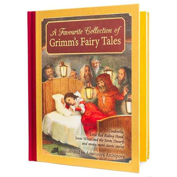 A Favorite Collection of Grimms Fairy Tales