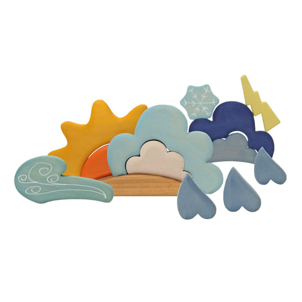 Grimm's Weather Building Block  Set