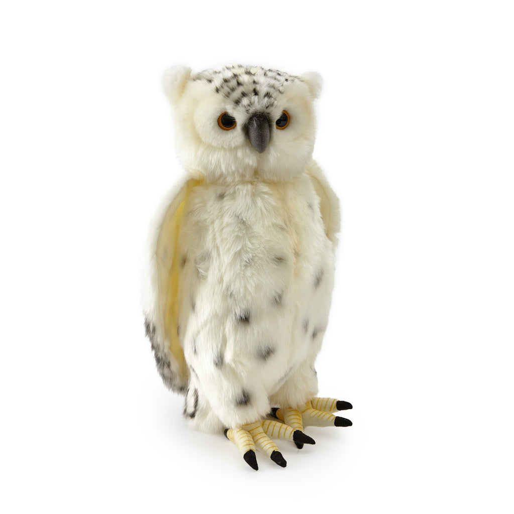 Hansa Snow Owl with Moving Head