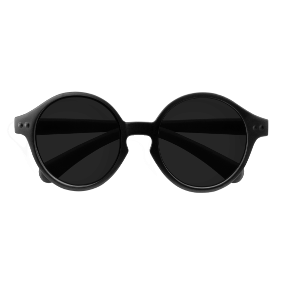 Izipizi Black Sunglasses - 3-10 years
