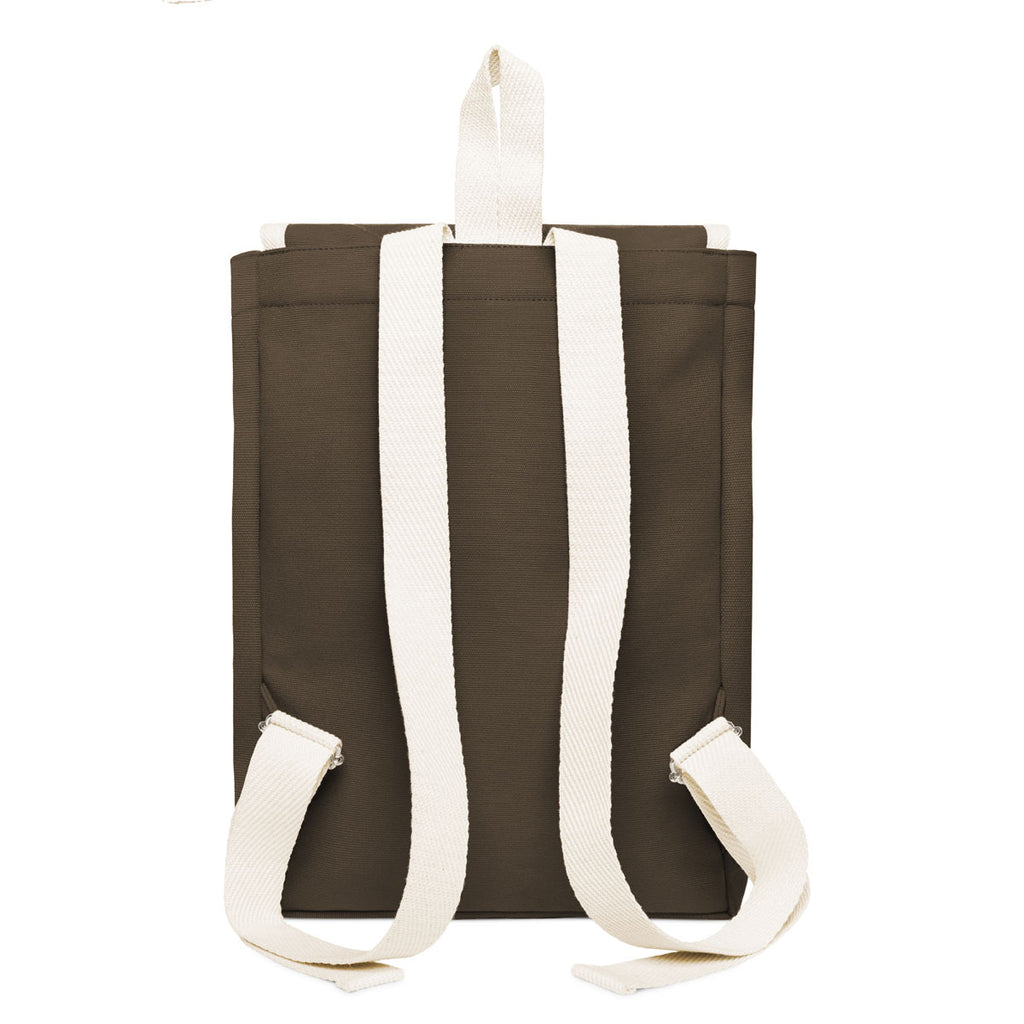 YKRA Khaki Scout Backpack
