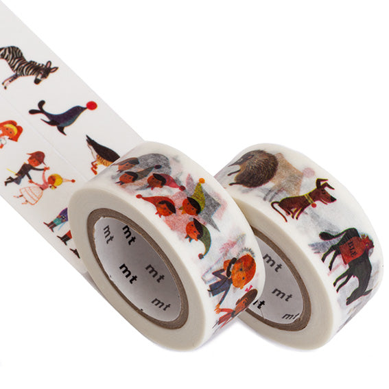 Japanese Masking Tape · Alain Gree Illustration Set