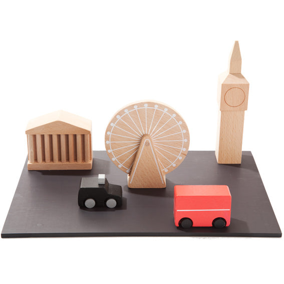 Magnetic London City Set