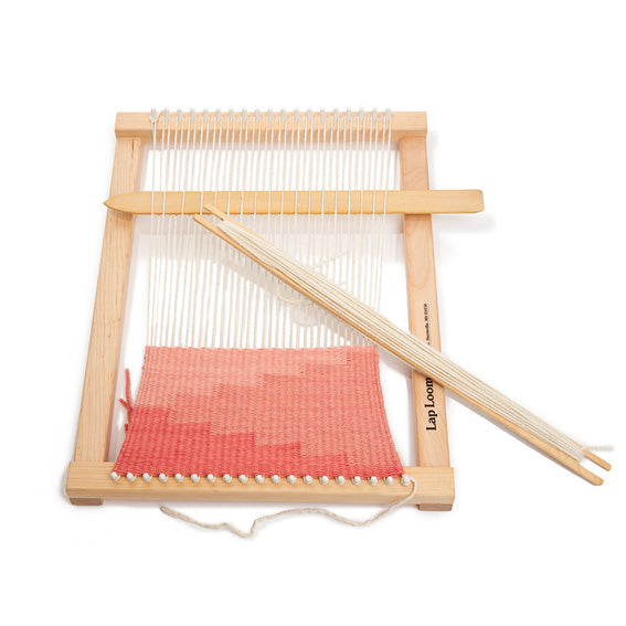 Wooden Lap Loom