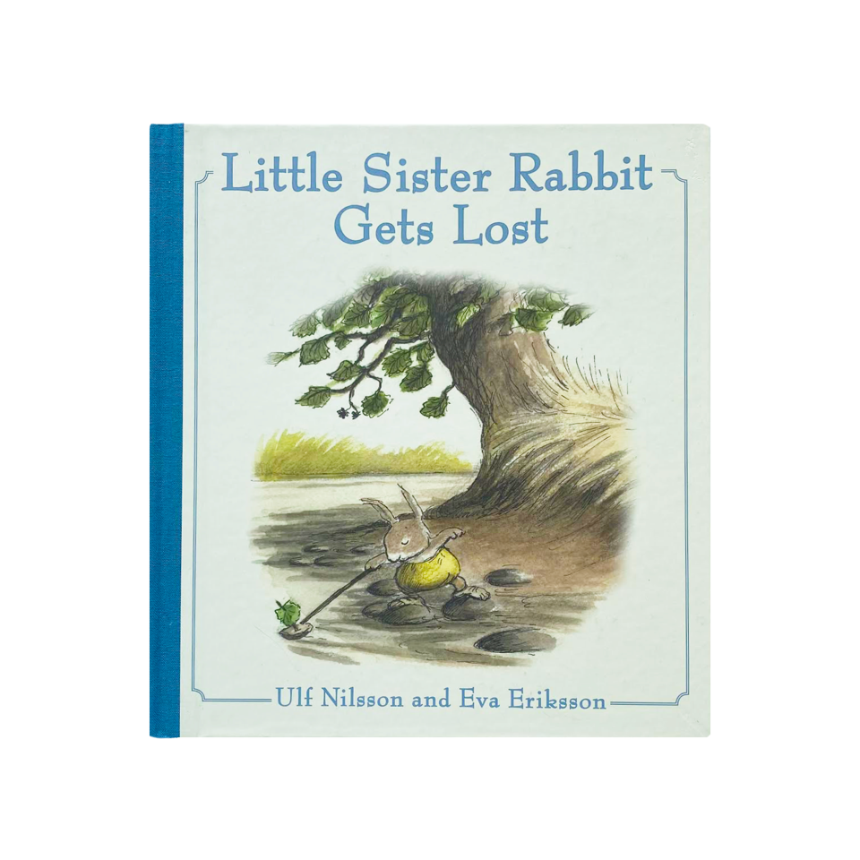 Little Sister Rabbit Gets Lost by Ulf Nilsson