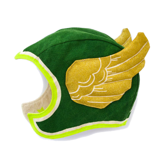 Love Lane Green Hero Hat