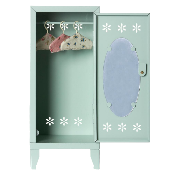 Maileg Green Storage Locker