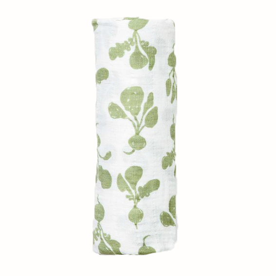 Lewis Willow Radish Swaddle