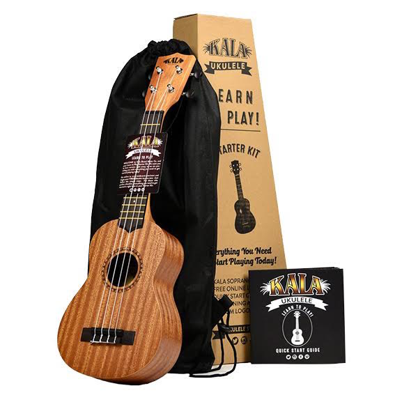 Kala Learn to Play the Ukelele Kit