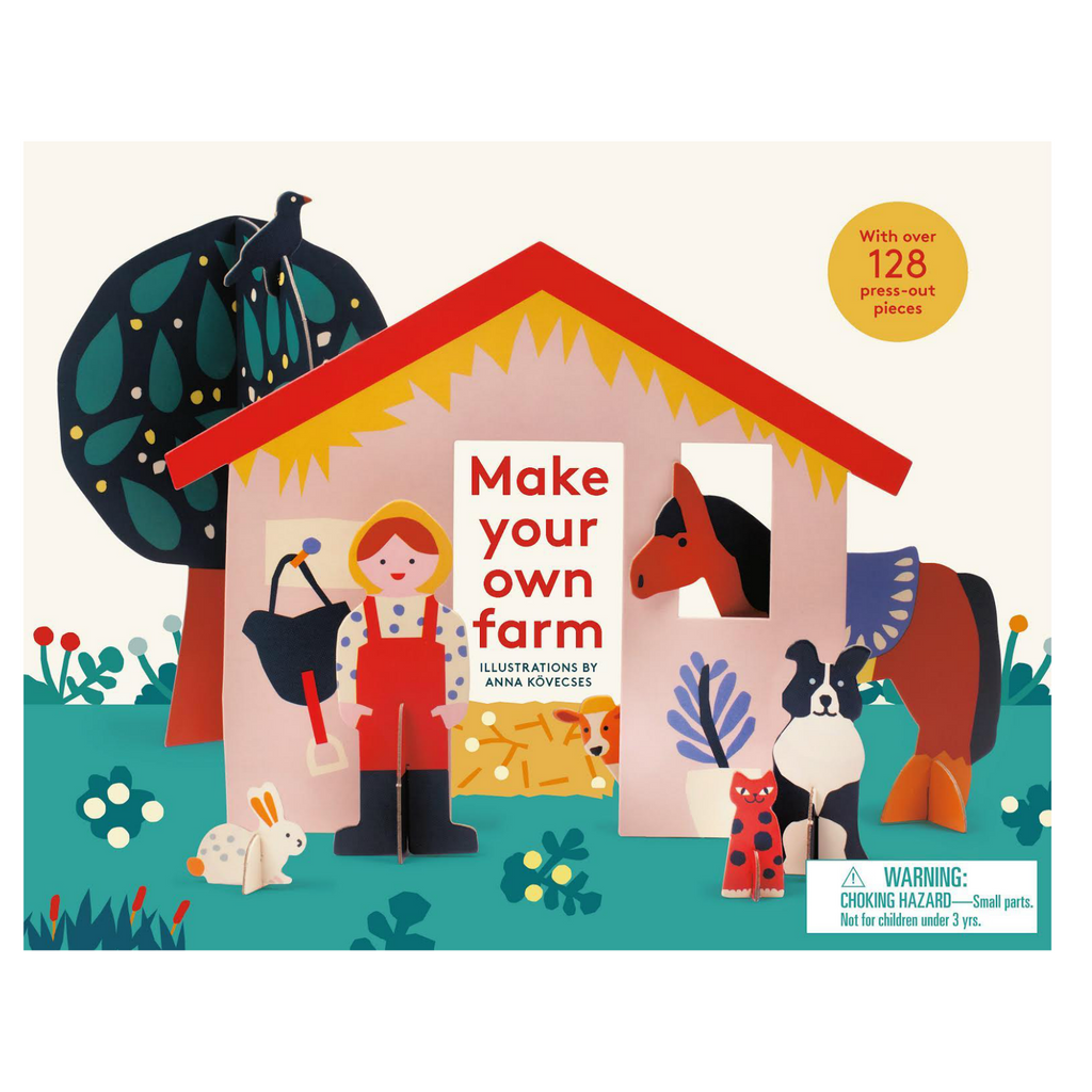 Make Your Own Farm Book Set