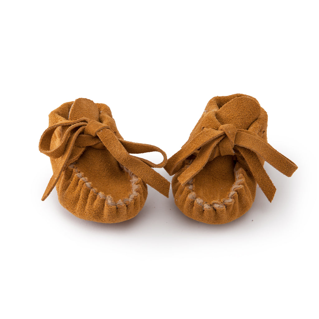 Manimal Camel Baby Booties