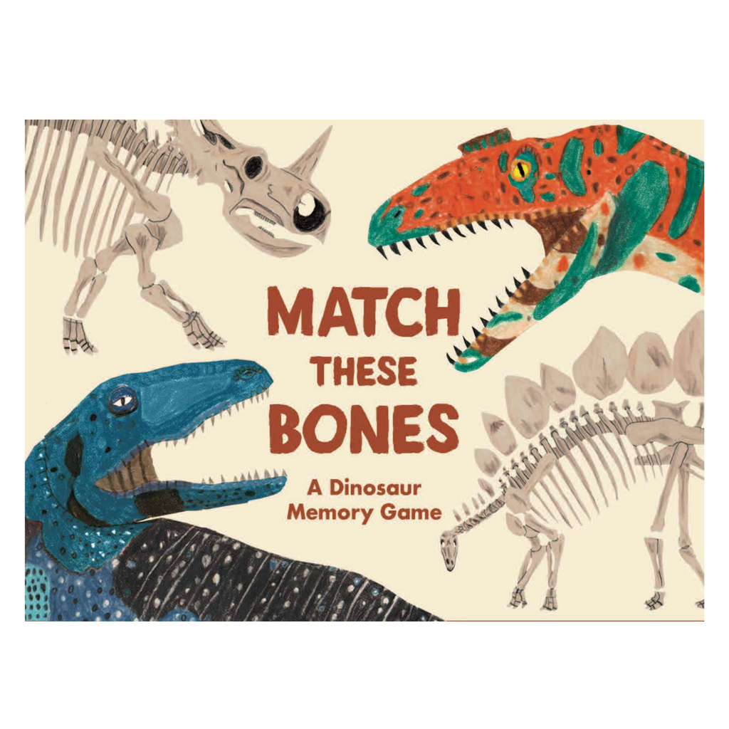 Match These Bones Memory Game
