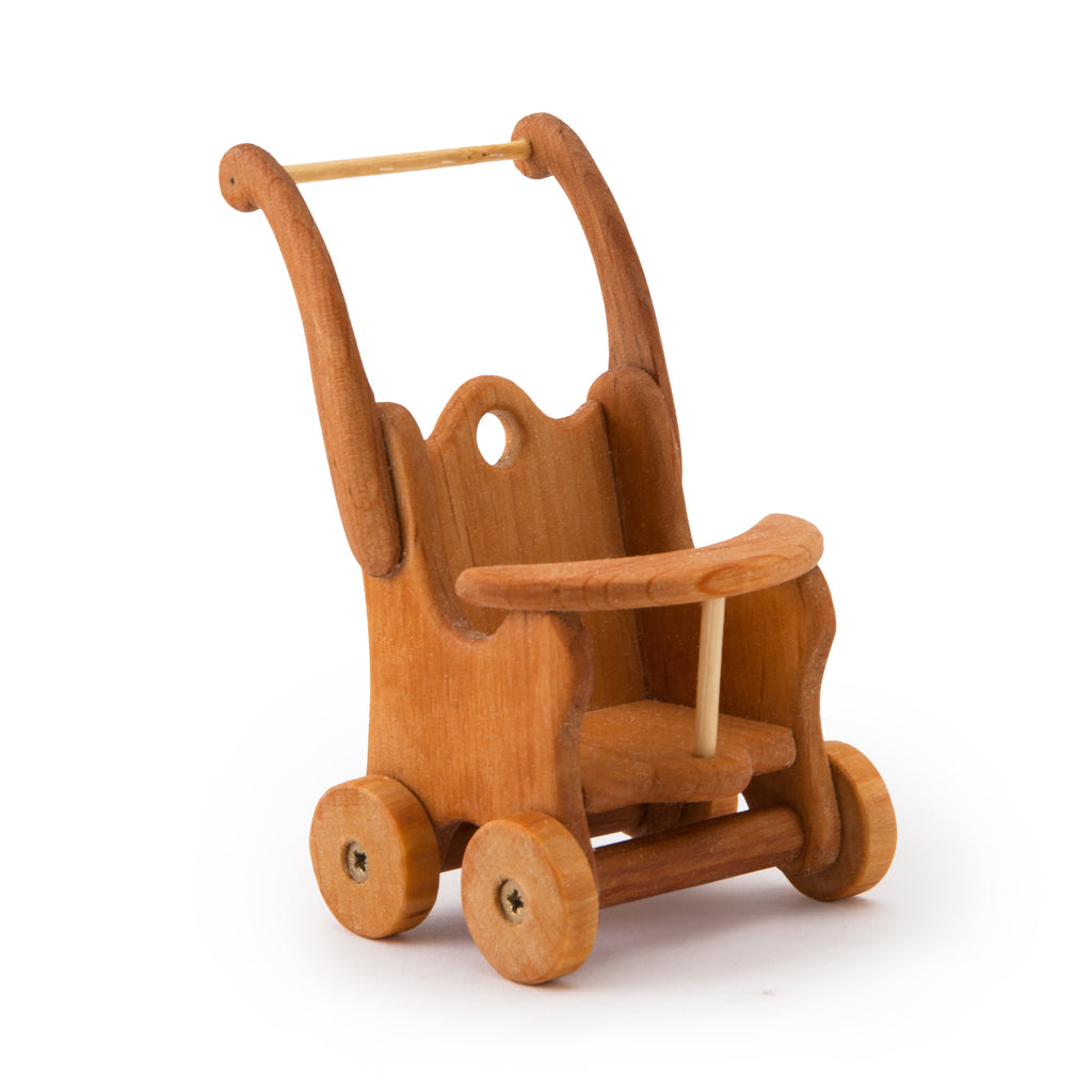 Miniature Doll Stroller