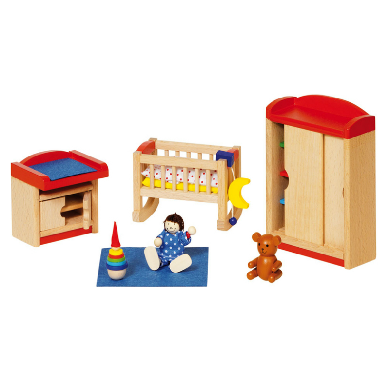 Dollhouse Kids Room