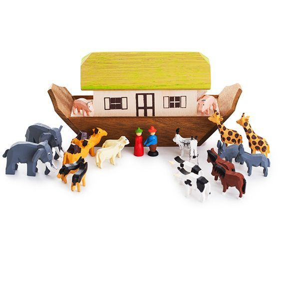 Miniature Noahs Ark
