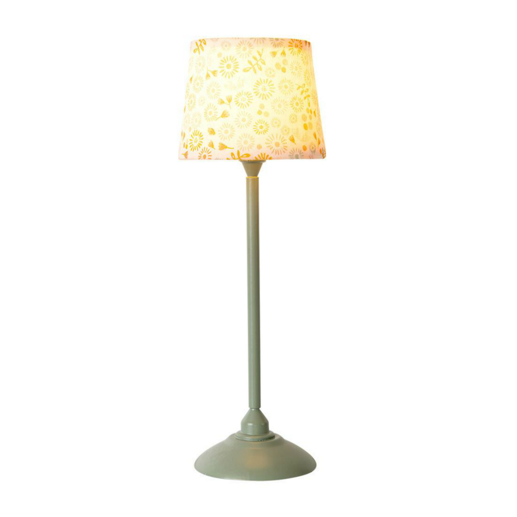 Maileg Mini Mint Floor Lamp