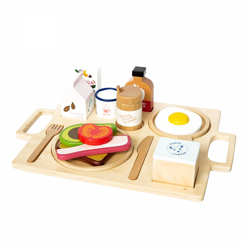Make Me Iconic Healthy Breakfast Set