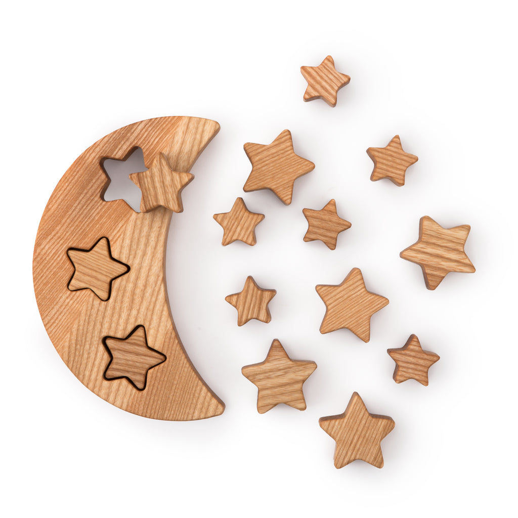 Moon and Stars Balancing Set