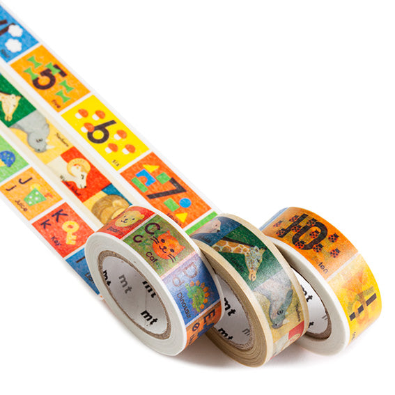 Japanese Masking Tape · Learning Set