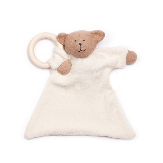 Organic Bear Blanket Teether
