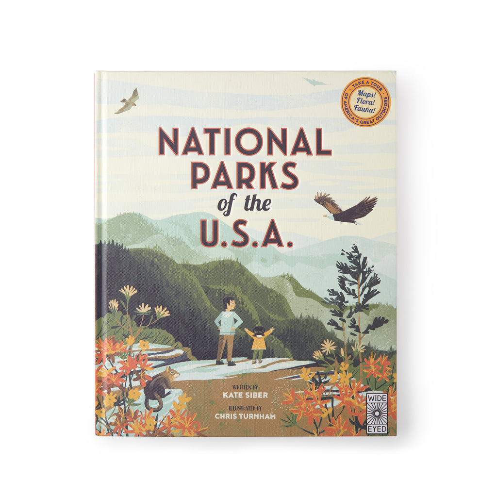 National Parks of the U.S.A by Kate Siber