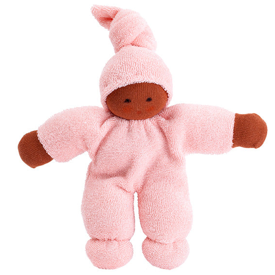 Organic Pink Baby Doll