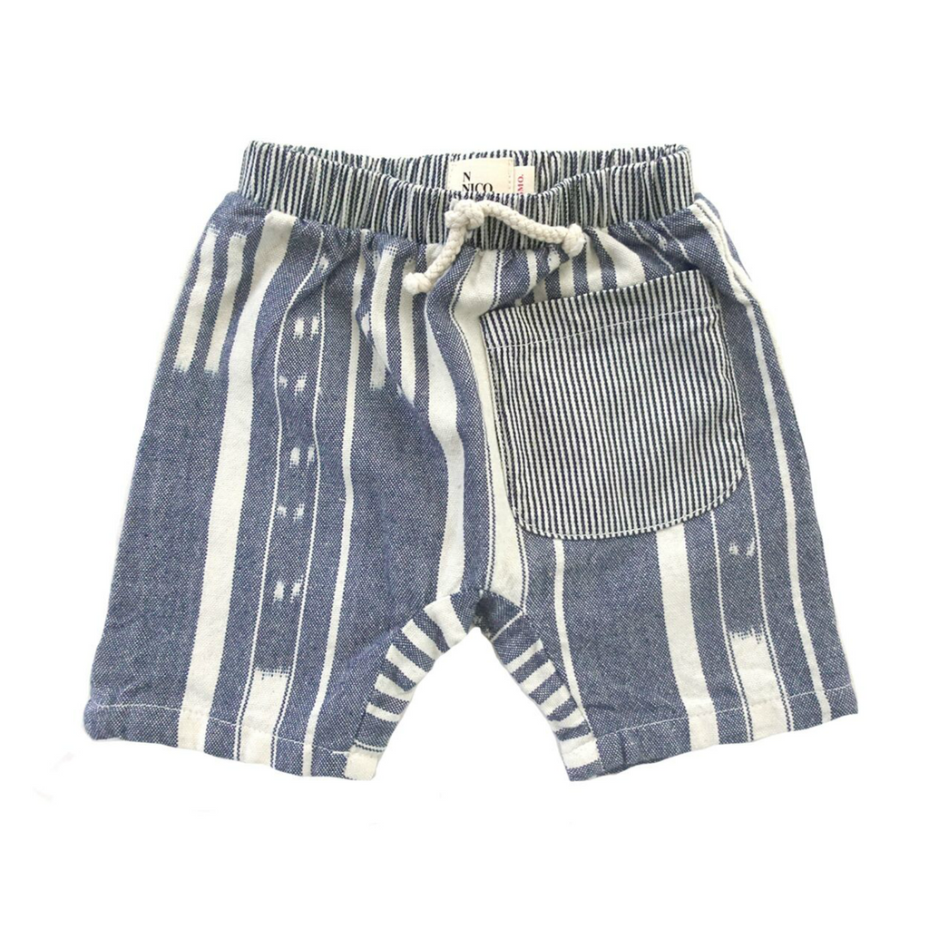 Nico Nico Railroad Infant Harem Shorts