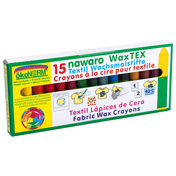 Okonorm Fabric Wax Crayons