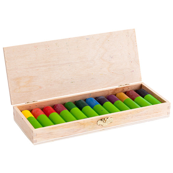 Okonorm Beeswax Gnome Crayons