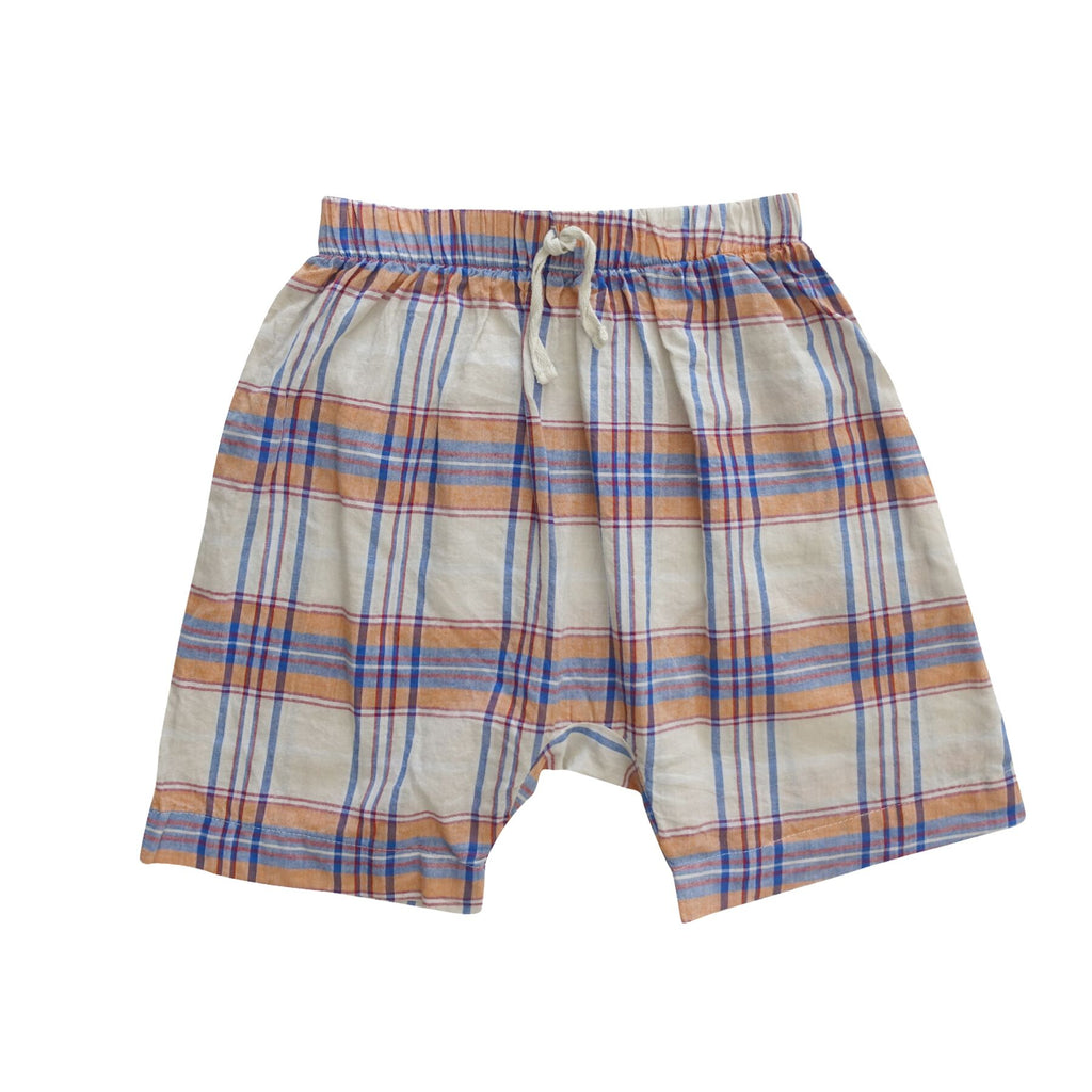 Nico Nico Plaid Oli Harem Shorts