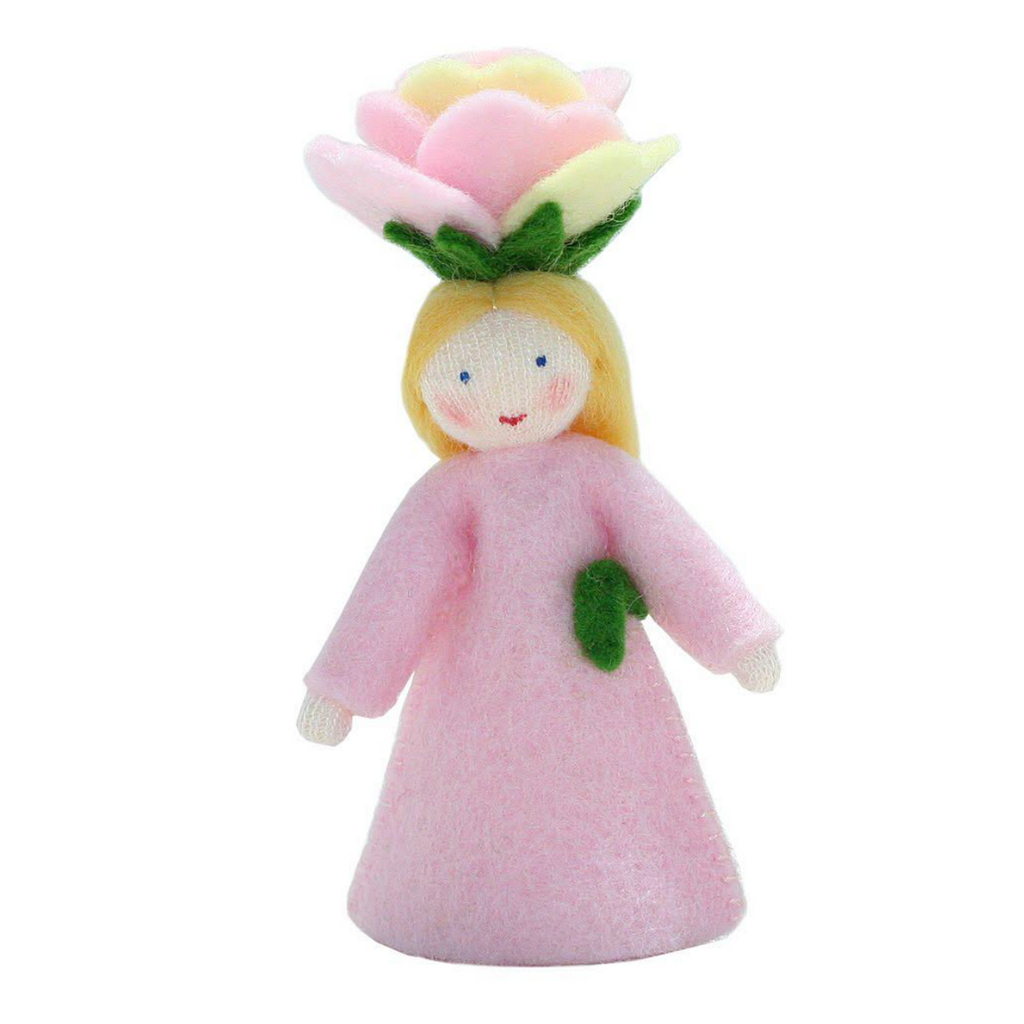 Pale Pink Rose Fairy