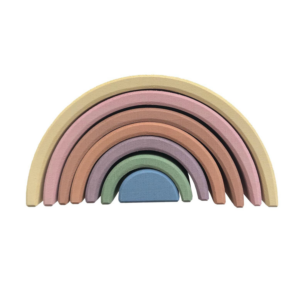 Raduga Grez Small Pastel Earth Arch Stacker