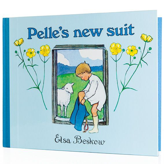 Pelles New Suit by Elsa Beskow