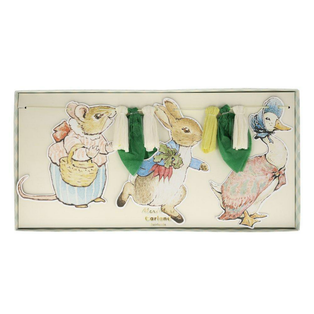 Peter Rabbit and Friends Garland