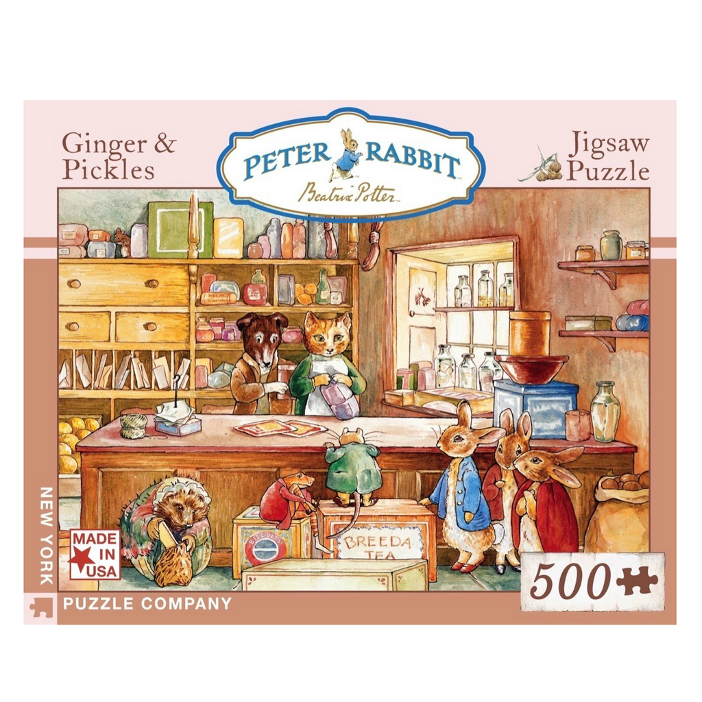 Peter Rabbit and Friends Puzzle