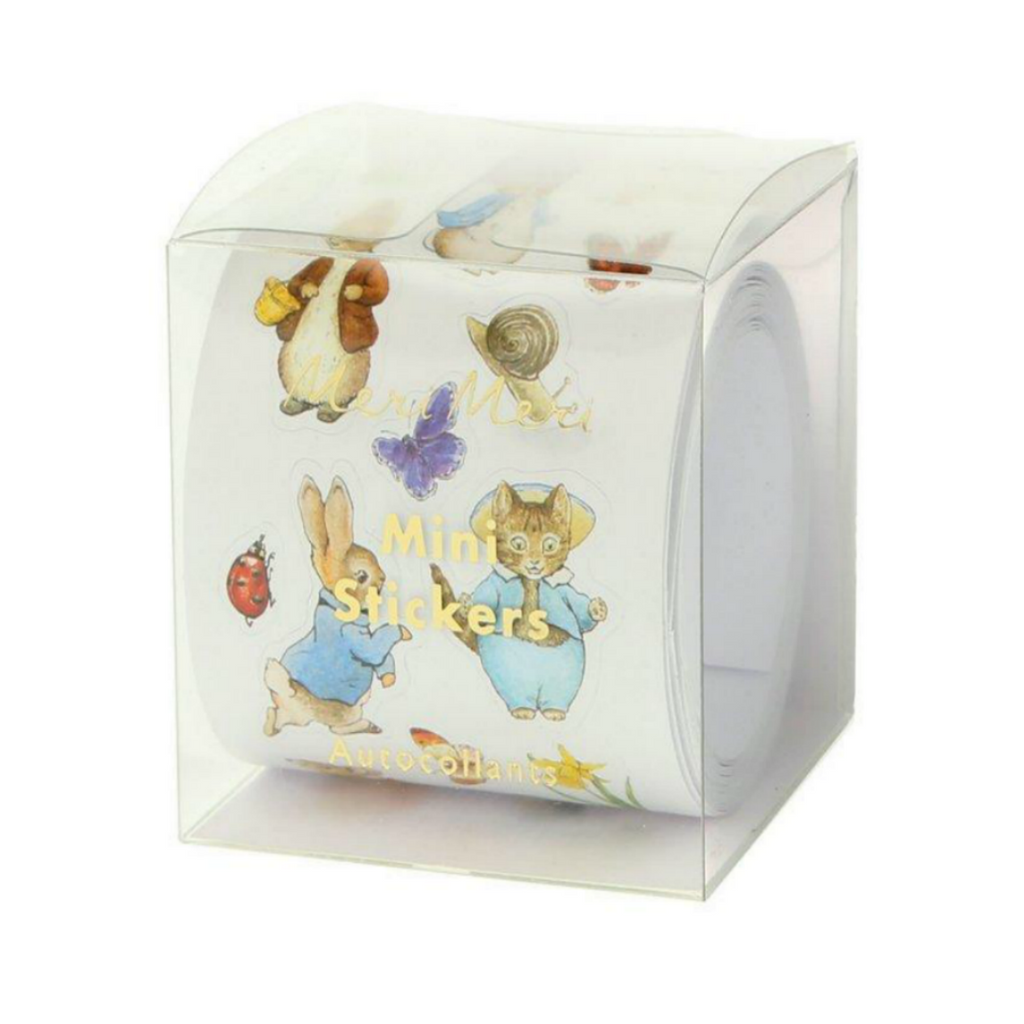 Peter Rabbit and Friends Mini Stickers