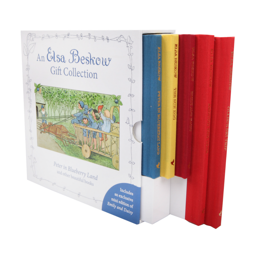 Elsa Beskow Peter in Blueberry Land Gift Set