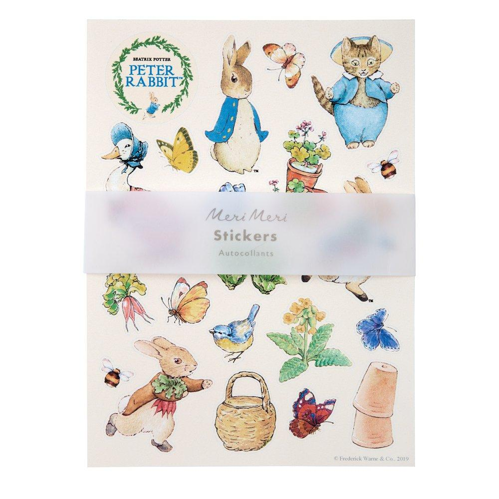 Peter Rabbit Sticker Sheet