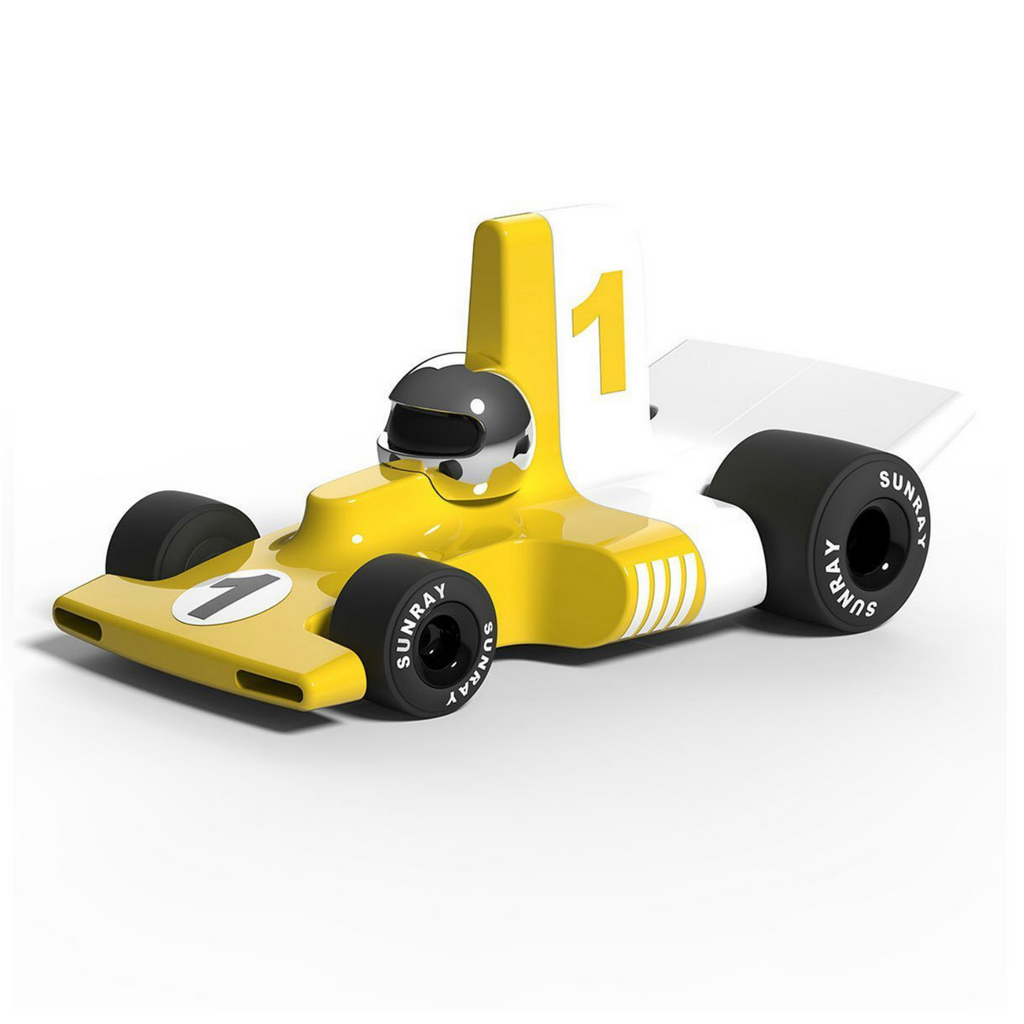 Playforever Yellow Velocita Jacques Racer