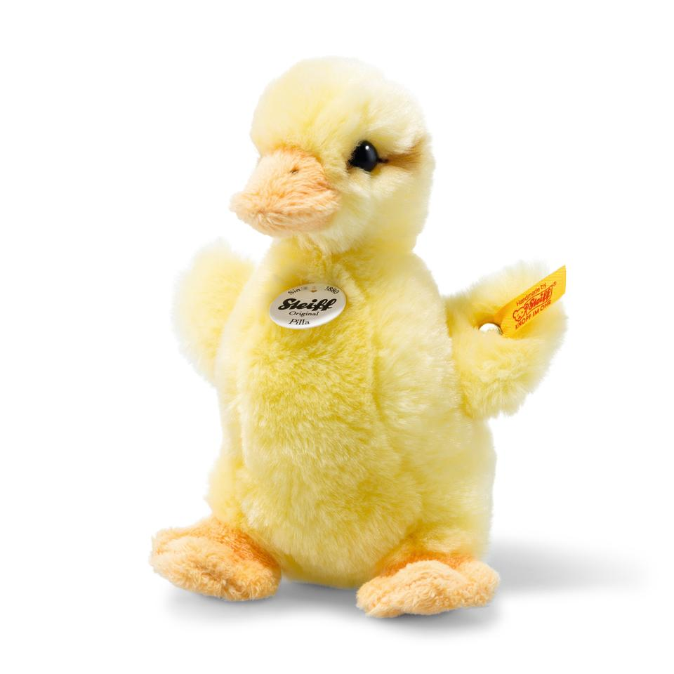 Steiff Yellow Pilla Duckling