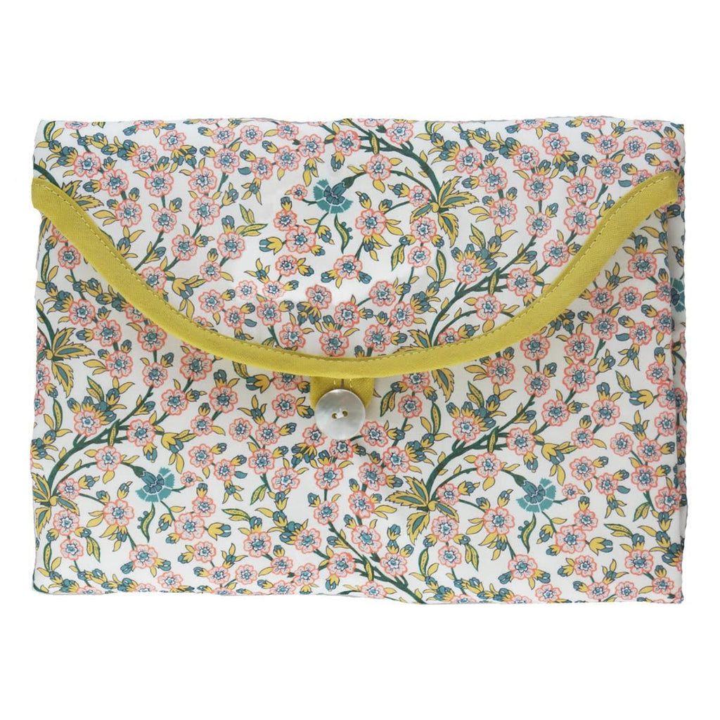 Floral Fold and Go Changing Pad