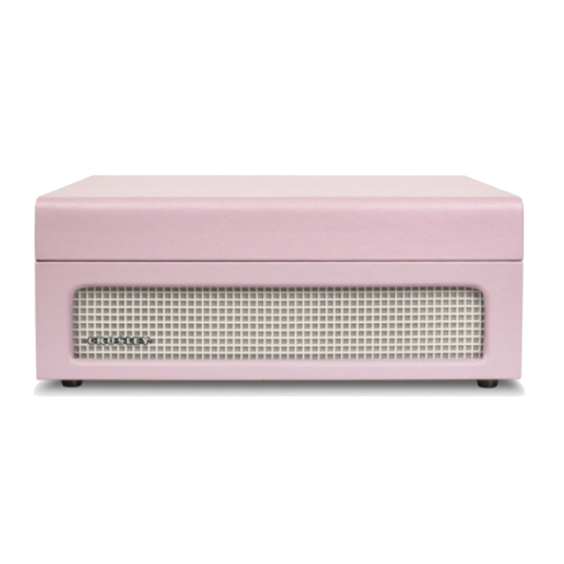 Crosley Pink Voyager Turntable