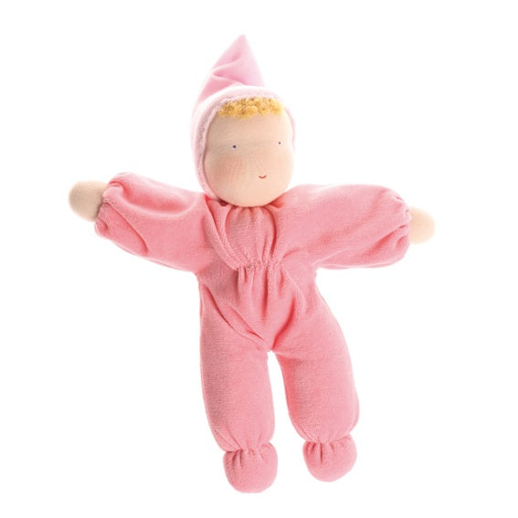 Waldorf Pink Plush Doll