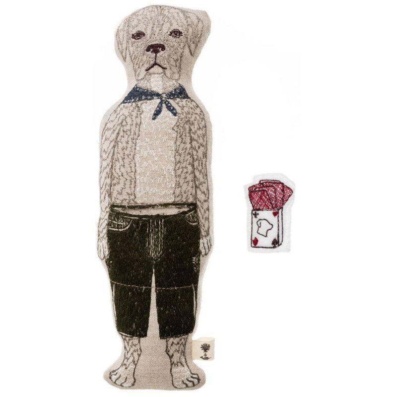 Coral and Tusk Paco Pocket Doll