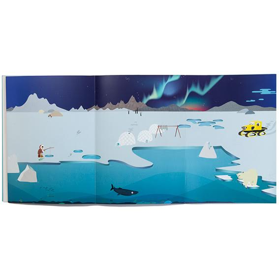 Polar Sticker Activity Book